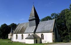 Argoules, glise (Ytierny) Tags: france horizontal architecture religion campagne btiment ardoise picardie paroisse edifice somme catholique culte argoules lieudeculte valledelauthie ytierny