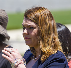 Sarah Hanson-Young (Canon-Kid) Tags: