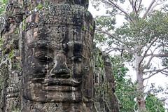 Victory Gate at Angkor Thom - Angkor, Cambodia (Petitecornichon) Tags: temple cambodia vishnu khmer buddha buddhist buddhism angkorwat mount ii siemreap angkor hindu hinduism mythology angkorthom meru templemountain vara templecity mountmeru devas basreliefs 2013 suryavarman devatas suryavarmanii shaivism cityoftemples yasodharapura preahpisnulok vishnuloka galleriedtemple jagati