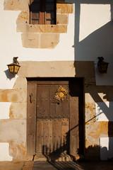 Puerta al Sol-0035 (igorzf) Tags: door espaa puerta guipuzcoa 2011 zerain