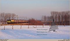 KERST & NIEUW 2014 - NMBS 2141 @ Beert (Wouter De Haeck) Tags: ic halle schaarbeek m4m nmbs vlaamsbrabant sncb beert mouscron moeskroen l94 ictrein hle21 blandain
