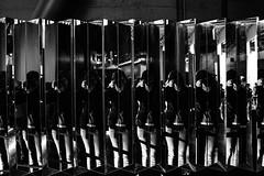 Multiples F's (Fer Garca Gmez) Tags: sanfrancisco portrait blackandwhite selfportrait blancoynegro monochrome monocromo sfo autorretrato exploratorium