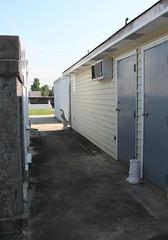 St. Vincents- caretakers shed