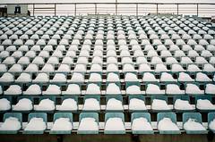 stadium (f x d b b b t) Tags: film analog 35mm kodak iso400 contax siberia portra t2 contaxt2 krasnoyarsk krsk