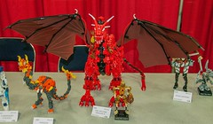 The Vayland Dragon III (SEdmison) Tags: lego bionicle brickscascade brickscascade2014