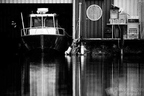 Le bateau de pêche