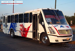 Ayco Zafiro Sport G3 International Navistar Tizayuca 074 (infecktedbusgarage) Tags: zafiro 1040 g3 sport international navistar autobusesmexicotizayucayanexas tizayuca hidalgo camion autobus bus urbano suburbano