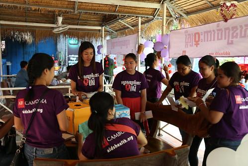 International Women's Day 2017: Cambodia