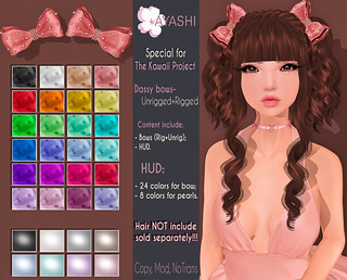 [^.^Ayashi^.^] Dassy Bow special for The Kawaii Project