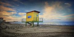 (158/17) L13 (Pablo Arias) Tags: pabloarias photoshop photomatix nxd españa cielo nubes arquitectura elestacio lamanga mar agua mediterráneo murcia comunidadmurciana arena huellas