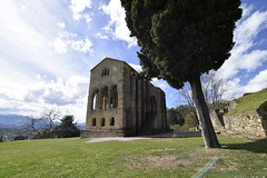 _DSC0753 (Nacho_71) Tags: naranco prerromanico oviedo asturias monumento santa maria edificio palacio