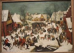 Wien Kuntshistorisches (bramhallian@yahoo.com) Tags: kuntshistorisches bruegel massacreofinnocents