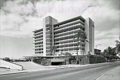 Kaiser Medical Ala Moana 1961 (Kamaaina56) Tags: 1960s waikiki hawaii hospital streetview realphoto alamoana