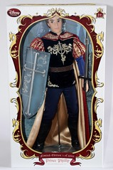 2014 Limited Edition Prince Phillip Doll - Sleeping Beauty - 17'' - US Disney Store Purchase - Boxed - Full Front View (drj1828) Tags: us disneystore limitededition 17inch sleepingbeauty doll prince phillip 2014 boxed purchase