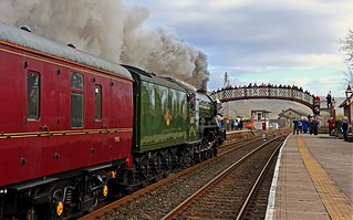 Settle to Carlisle Line Reopening