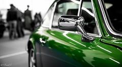 Green (Fréd.C) Tags: car retro green voiture porsche