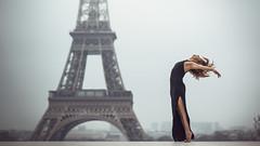 (dimitryroulland) Tags: nikon d600 85mm 18 dimitry roulland paris france dance dancer sport performer art fog natural light
