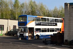 P269 VPN (markkirk85) Tags: barnsley bus buses scrap scrapped scrapyard volvo olympian alexander rl stagecoach the south downs new 11997 269 p269 vpn p269vpn