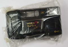 Yashica T3 Spare Parts (04) (Hans Kerensky) Tags: yashica t3d spare part front cover assy 384046