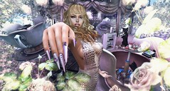 The Nailist V (clau.dagger) Tags: astralia nails accessories secondlife fashion avatar tram insol catwa maitreya addams anc mutresse eternaldream