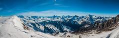 Matterhorn (faltimiras) Tags: saas fee saasfee glaciar glacera alphubel allalinhorn matterhorn cervino cervi dent blanche herens herenz swiss suissa swizerland alps alpes moutain skimo skimountanering esqui muntanya montaña