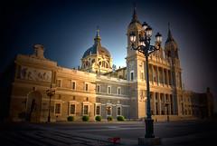 Atardecer | Catedral de La Almudena | Madrid (alrojo09) Tags: alrojo09 catedral laalmudena madrid atardecer