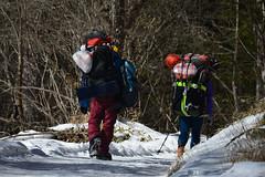 八ヶ岳(やつがたけ)-20170204_114525-LR (HYLA 2009) Tags: 八ヶ岳 alpineclimbing japan taiwan yhhsu yatsugatake mountain snow やつがたけ アイス アルプス クライミング 冬山 山 爬山 登山 許永暉攝影 雪地