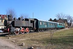 Old train used as a café in Pančevo (Timon91) Tags: serbia servië serbien srbija srbije србија србије beograd belgrado belgrade београд pancevo pančevo панчево