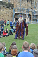 DSC_6585 (nordic lady) Tags: alnwick castle harry potter sightseeing england alnmouth holidays easter 2017