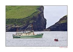 Going Ashore_6527 (The Terry Eve Archive) Tags: cuma islandcruising stkilda tender rib outboard villagebay archipelago sssi hirta isleofdun