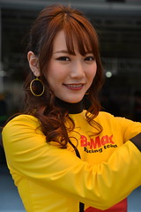 DSC_6992 (hideto_n) Tags: nikon d750 300mmf4 コンパニオン キャンギャル ガール rq レースクイーン motorshow automobile girl 2017 ngk スパープラグ 鈴鹿 suzuka