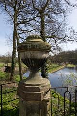 Yorkshire Sculpture Park (Simon Caunt) Tags: riverdearne stoneurn stone urn riverdearneurn nikond800 d800 nikoncameras afsnikkor2470mmf28 yorkshire sculpture park yorkshiresculpturepark