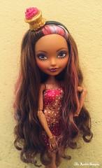 Cida ♥ Cedar Wood, EAH ♥ Spring Unsprung ♥ (♥ MarildaHungria ♥) Tags: cedarwood springunsprung everafterhigh eah mattel doll cupcake