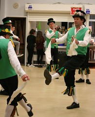 Exeter Morris Men Soiree Anglaise