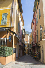 Ville Franche  sur Mer (Côte d'Azur) (Rudi Pauwels) Tags: france villefranchesurmer cotedazur oldtown colors colours shadows spring spring2017 tamron 18270mm tamron18270mm nikon d7100 nikond7100