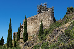 Cabaret - Châteaux de Lastours - Aude (Vaxjo) Tags: occitanie aude cabardes lastours châteaux ruines ruins