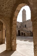 Le ribat (forteresse) de Sousse (Pascale Jaquet & Olivier Noaillon) Tags: architecturemilitaire ribat fort sousse gouvernoratdesousse tunisie tn