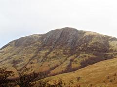8494 A shoulder of Ben Nevis (Andy - Busyyyyyyyyy) Tags: 20170316 ggg glen glennevis mmm mountain mountains