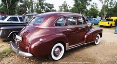 Cheverolet 1948 Fleetmaster Sedan.  pr 4.2017   2 (Basic Transporter) Tags: pistonringclubapril2017 classic car club old piston ring south africa chevrolet 1948 fleetmaster