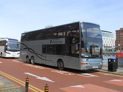 T35 DFC, MAN 24.350 Jonckheere Monaco (miledorcha) Tags: vision coaches corporate travel widnes huyton mini coach stagecoach 50035 man 24350 triaxle double deck oxford tube express service london thames transit 35 m8 motorvator link megabus psv pcv school party hire liverpool albert dock mersey merseyside t35dfc
