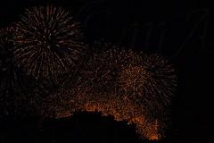 El artificio del fuego (mArregui) Tags: wwwarreguimeluscom marregui fuego fuegos fuegosartificiales artificio luces formas noche nocturna fotografíanocturna