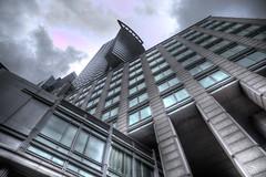 Centre ville Montréal (CloudPhotoz) Tags: montreal montréal centre ville city street rue paysage landscape urban urbain architecture architectural hdr édifice building gratteciel skyscraper