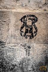 L'explorateur des possibilités... (Myhoruseye) Tags: lexplorateurdespossibilités thepossibilitiesexplorer singe chimpanzé astronaute cosmonaute explorateur espace terre sentiments connaissance découverte mur pierre tag artderue peinture arturbain monkey chimpanzee astronaut cosmonaut explorer space earth feelings knowledge discovery wall stone streetart painting urbanart urbanexploration explorationurbaine moulins moulinssurallier allier auvergne ivankleiber myhoruseye