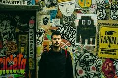 um viva aos rejeitados (quedy!) Tags: buenos aires argentina palermo selfportrait graffiti autoretrato grafite color colorful cor cores urban urbano natural light luz