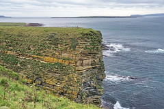 Duncansby Head (Yuri Rapoport) Tags: thenorthsea 2014 duncansbyhead johnogroats highland scotland greatbritain unitedkingdom caithness