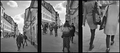 Stockholm, Södermalm (Foide) Tags: streetphoto street stockholm triptych triptychincamera halfframe
