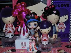 Kuu Kuu Harajuku Love 3 (BattyCollector) Tags: kuu harajuku love gwen stefani toys toy doll dolls mattel kawaii cute