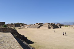 Monte Alban (nickdippie) Tags: mexico oaxaca montealban zapotecruins zapotec ancientruins centralamerica mountaintown mountain mountainruins