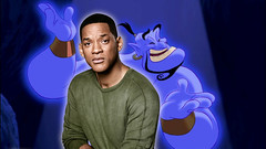 Will Smith in talks to play the Genie in Guy Ritchie's live-action Aladdin (consequenceofsound2) Tags: willsmith guyritchie aladdin