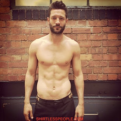 Former Soccer Player and Now Male Model John Halls shirtless ripped body Pics - 4 (SHIRTLESS PEOPLE) Tags: shirtless people hunks hot guys men homme maenner homens hombre